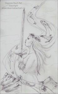 """""""Ace of Swords"""""""