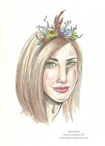 """""""Flower Tiara"""""""