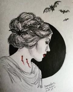 """""""Bat Girl"""""""