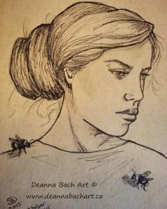 """""""Bee Girl"""""""