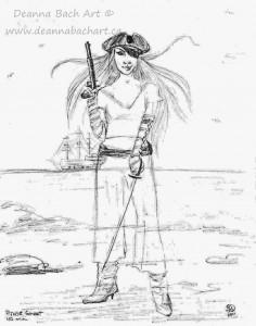 """Ghost Pirate"""