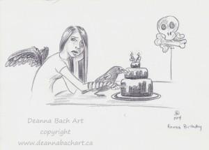 """""""Ravens Birthday"""""""