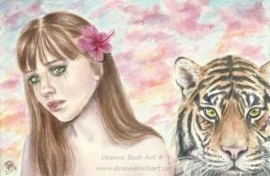 """""""Tiger Heart"""""""