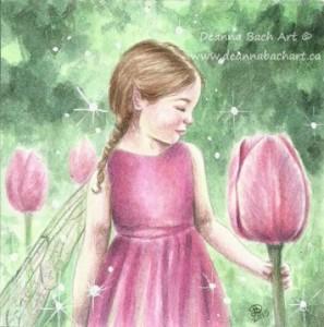 """""""Tender Tulips"""""""